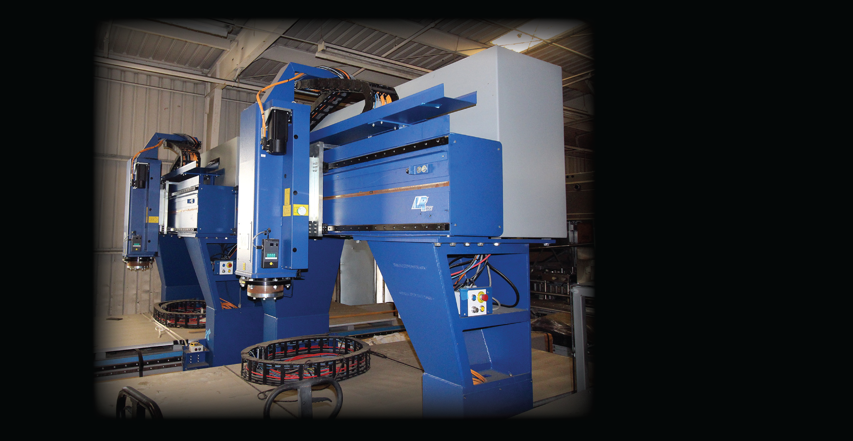 Gantry Laser Machines
